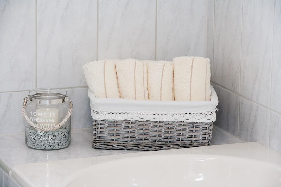 Die Nutzung der Handtücher ist selbstverständlich inklusive.