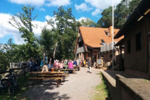 Pfälzerwaldhütte Kalmit